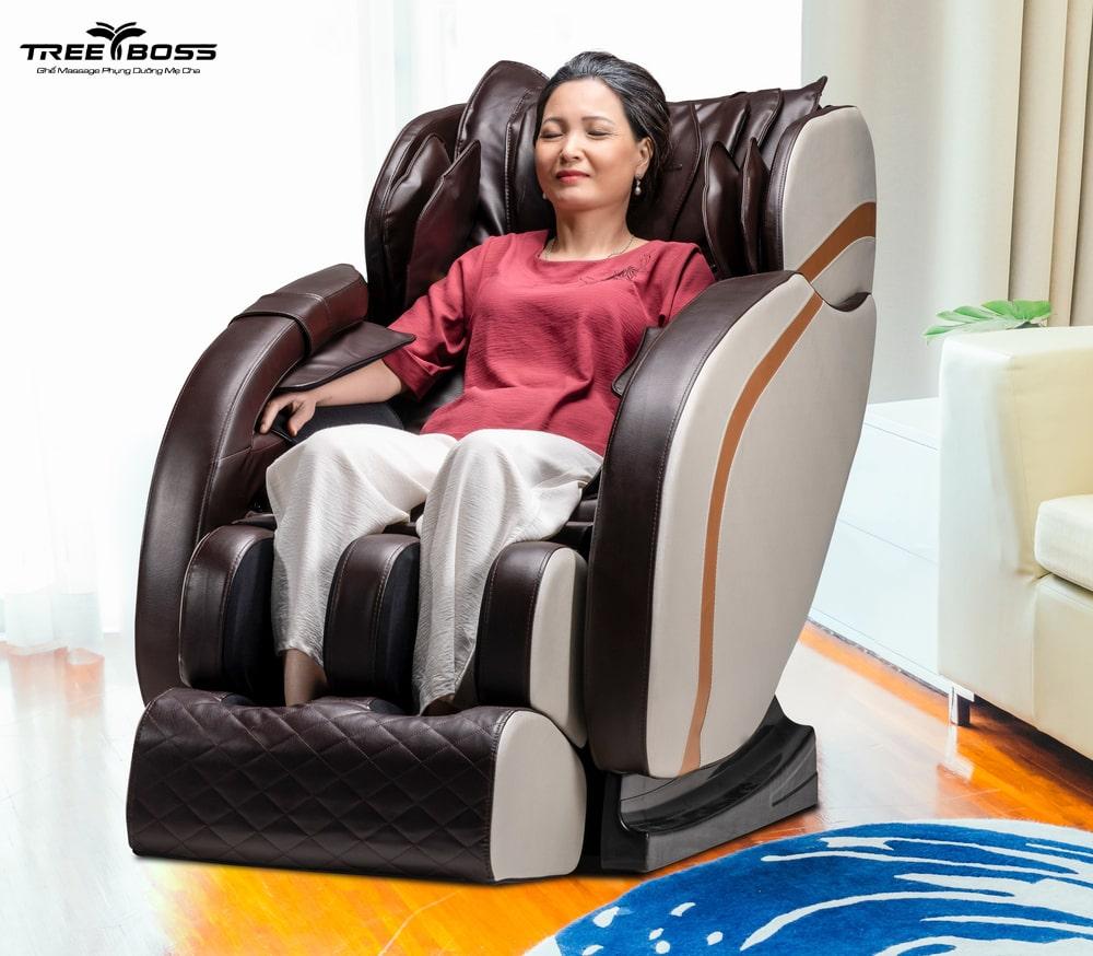 ghế massage chân giá bao nhiêu