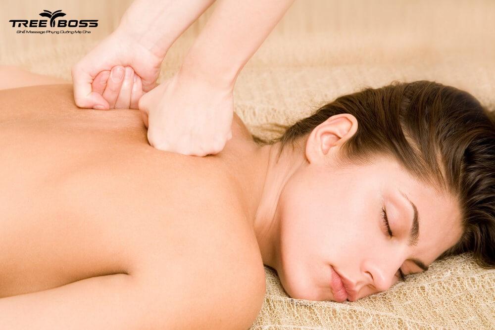 Cách massage đầu giảm stress