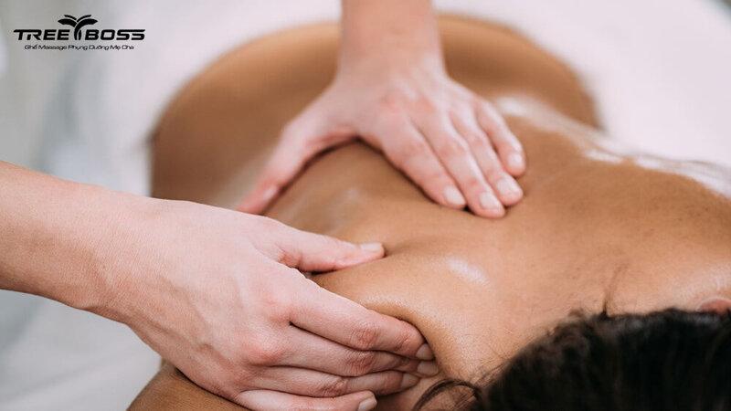 11 Kỹ Thuật Massage Body, Đầu Giảm Stress Tại Nhà Từ A - Z