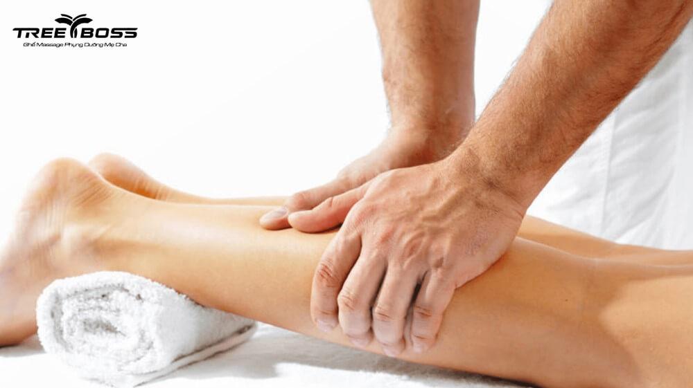 Cách massage đầu bằng tay