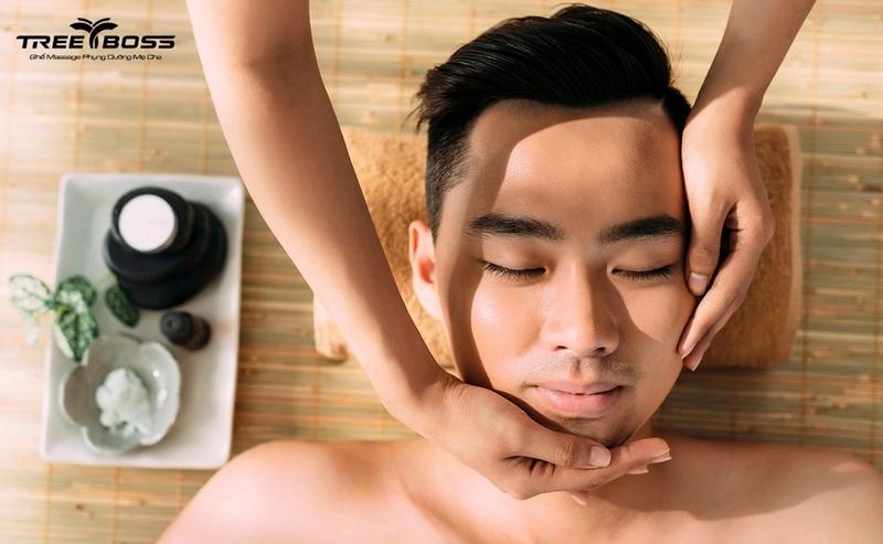 7 Bước Massage Mặt Nam Giới Đem Lại Hiệu Quả