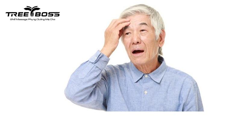 chăm sóc người già mất ngủ
