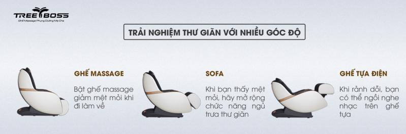 con lăn của ghế massage